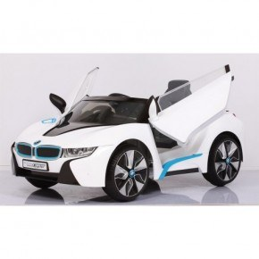 Ride Ons BMW I8 Concept - Exclusive model - Med fjernbetjening.