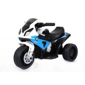 Ride Ons BMW S1000 Motorcykel - Blå Køretøj