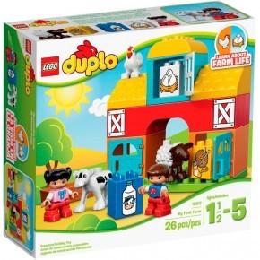 LEGO DUPLO Min første bondegård Klodser