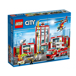 LEGO City, Brandstation