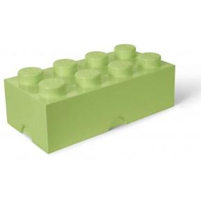 LEGO Opbevaringskasse 8 - Gul-grøn