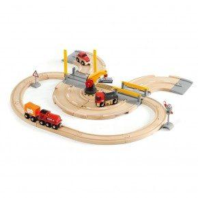 BRIO Rail & Road kransæt Legetøj