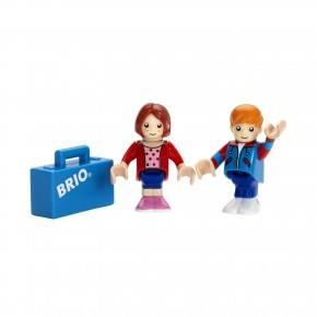BRIO Togpassagerer Legetøj