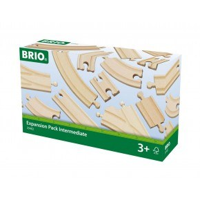 BRIO World - Skinnesæt - 16 dele - 33402