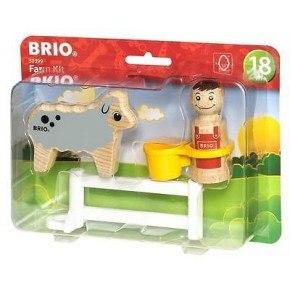 BRIO - Bondegårdssæt
