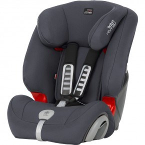 Römer EVOLVA 123 PLUS Autostol - Storm Grey