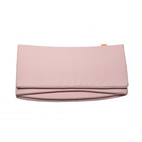 Leander Sengerand til babyseng - Soft Pink