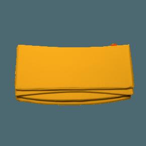 Leander Sengerand til babyseng - Spicy Yellow