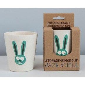 Jack N' Jill  Rinse Cup - Bunny