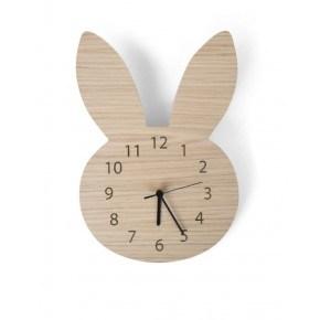Bunny ur (egetræ) - Maseliving