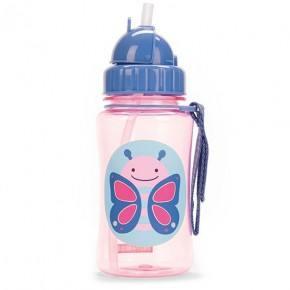 Skip Hop Zoo flaske - sommerfugl