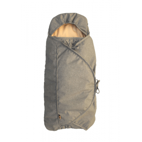 Sleepbag byCar - Grey Melange