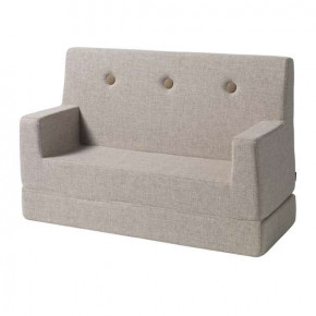 By KlipKlap sofa - Beige m. sand knap