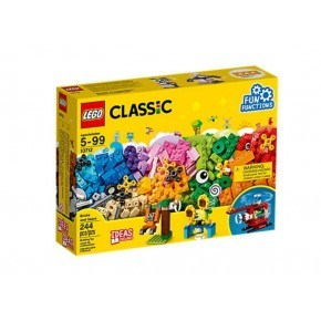 LEGO CLASSIC - Klodser og Tandhjul - 10712