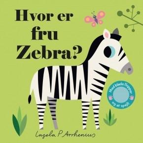 Carlsen, Hvor er fru Zebra?