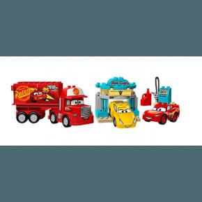 LEGO DUPLO Floras cafe - Cars