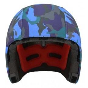 EGG Skin - Camo Blue Str. S Tilbehør til cykelhjelm