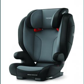 Recaro Monza Nova Evo, Autostol med isofix - Carbon black
