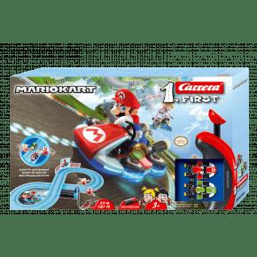 Carrera First Nintendo racerbane - Mario Kart - 8-tal