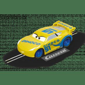 Carrera GO bil - Cars - dinoco cruz
