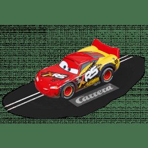 Carrera GO bil - Cars - mudret lynet McQueen