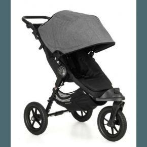 Baby Jogger City Elite Kaleche - Grey Melange