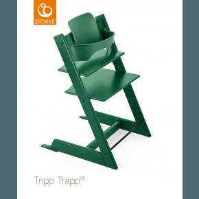 Tripp Trapp Babysæt - Forest Green