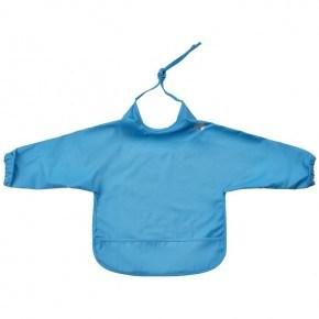 CeLaVi Smæktrøje hagesmæk - Blå