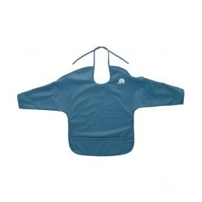 Blå Smæktrøje hagesmæk - CeLaVi