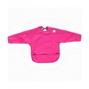 Pink Smæktrøje hagesmæk - CeLaVi