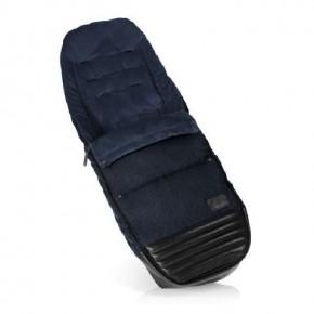 Midnight Blue footmuff - Priam