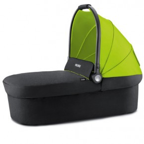Recaro Citylife Carrycot inkl. adapter - lime