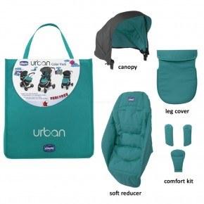 Chicco Colourpack Urban - Emerald