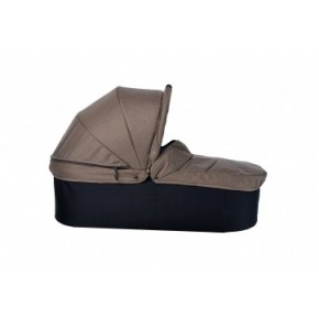 TFK Twin Carrycot - Brun