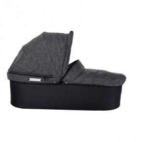 TFK Twin Carrycot Premium - Antracit