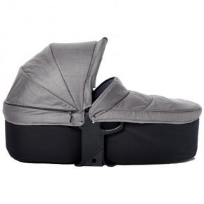 TFK Quickfix Carrycot - Grey melange