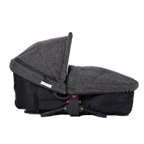 TFK MultiX Carrycot Premium - Antracit