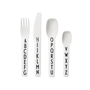 Designletters - Kids Cutlery-Set