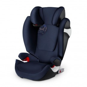 Cybex Solution M-Fix Autostol - Denim Blue