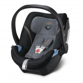 Cybex Aton 5 Autostol - Pepper Black
