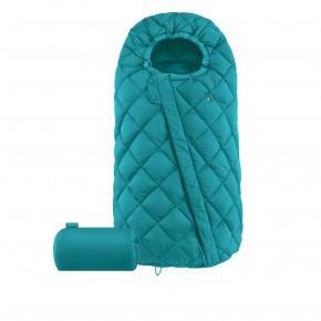 Cybex Snøgga kørepose - River Blue