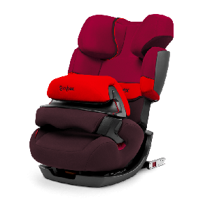 Cybex Pallas-Fix Autostol - Rumba Red