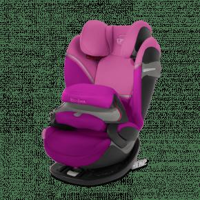 Cybex Pallas S-fix autostol - Magnolia Pink