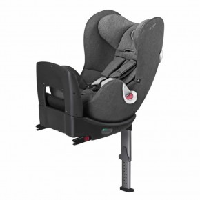 Cybex Sirona Plus Autostol - Manhattan Grey