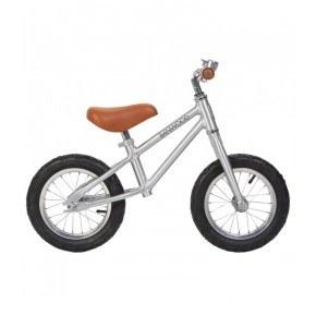 Banwood Løbecykel, First go - Chrome Løbecykel