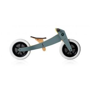 Wishbone Grå - 2 i 1 Løbecykel