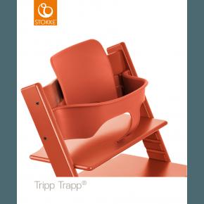 Tripp Trapp Babysæt - Lava Orange