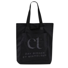 DAY Day Carry Solid Tote, Black Taske