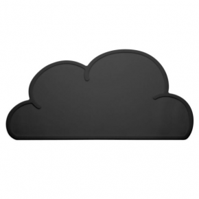 KG Design Cloud Dækkeserviet - Black