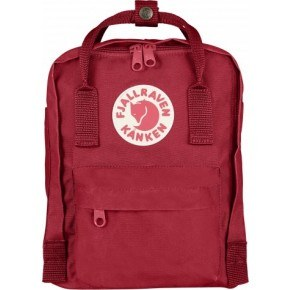 Fjällräven Mini Kånken Rygsæk - Deep Red